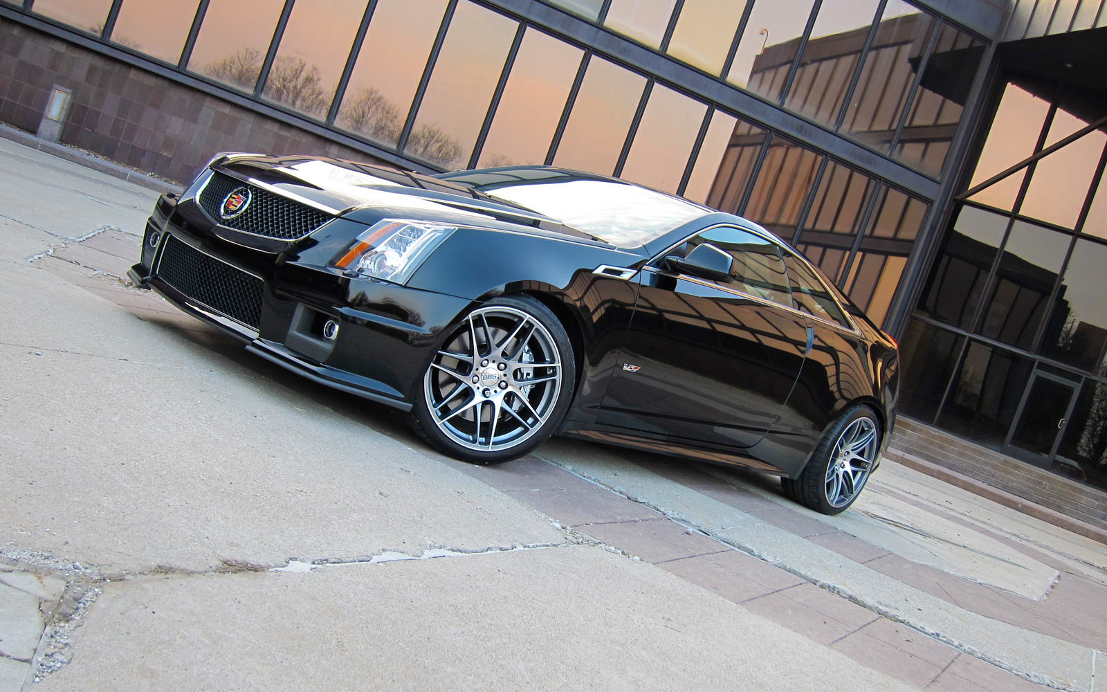 20 Quot Bbs Cx R Wheels Tires For Cts V Coupe Cadillac